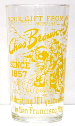 Chas Brown & Sons 101 years
