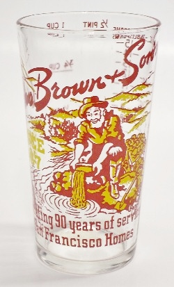 Chas Brown & Sons 90 years