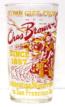 Chas Brown & Sons 96 years