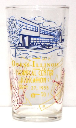 Owens-Illinois Technical Center Dedication