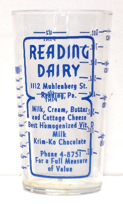 Reading Dairy