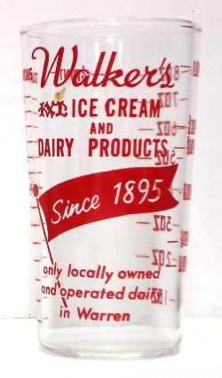 Walker's Ice Cream & Dairy Products
