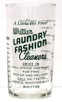 Whittier Laundry Fashion Cleaners