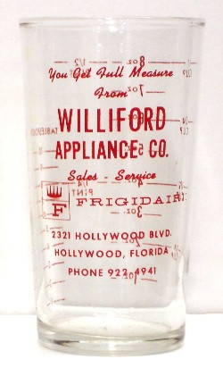 Williford Appliance Co.
